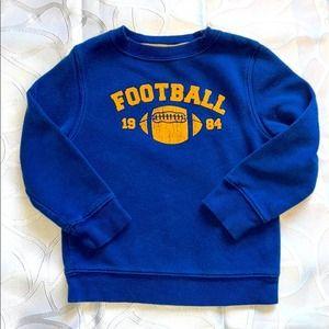 3T Vintage Football Sweatshirt